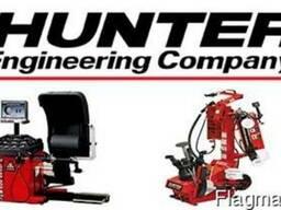 Шиномонтажное оборудование Hunter
