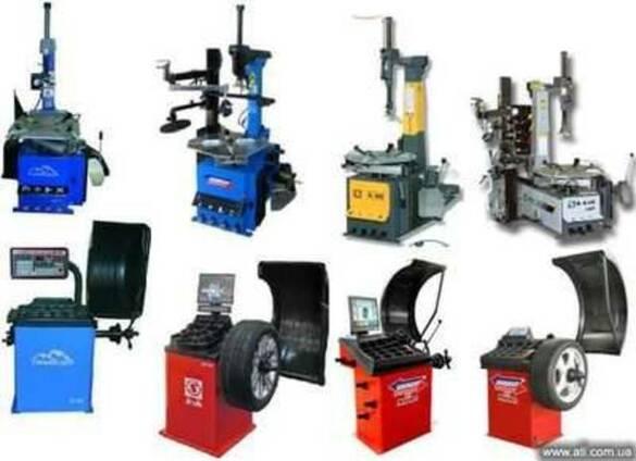 Шиномонтажное оборудование, шиномонтаж, компрессор.