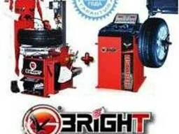 Шиномонтажный и балансировочный станок Bright - 1450$.