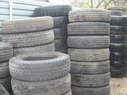 Шины для грузового транспорта 275\75R22.5-385\65R22.5
