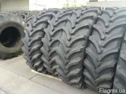 Шины и камеры 710/70R42, 650/65R42, 520/85R42 для трактора и
