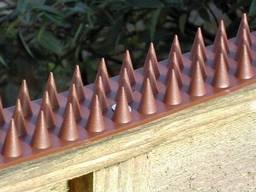 Шипы от животных и птиц Jacopic коричневые, 50 см