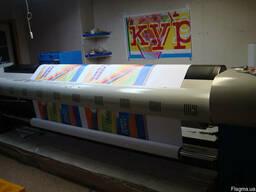 Широкоформатный принтер Sky jet, 3.2м