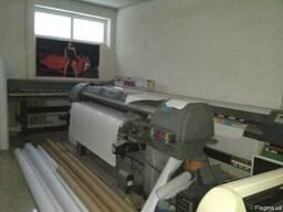 Широкоформатные принтера Liyuph, Mutoh Spitfire2, Іnfinit