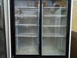 Шкаф холодильный б/у купе стекло CEBEA SCh-1-2 800 для кафе