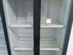 Шкаф холодильный бу на 2 двери Inter 640л. Гарантия.