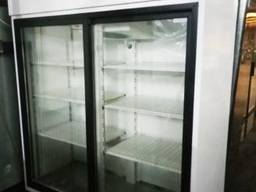 Шкаф холодильный со стеклянными дверьми Igloo OLA 1400.2 S/