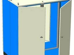 Шкаф приборный панельный ПШ-п (утепленный антивандальный) - фото 3