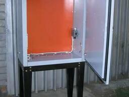 Шкаф приборный панельный ПШ-п (утепленный антивандальный) - фото 4