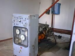 Шкаф управления компрессорной установкой