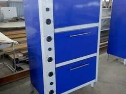 Шкаф жарочный электрический трехсекционный с плавной. ..