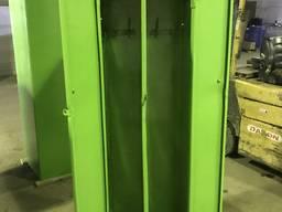 Шкафчик для раздевалки металлический в Харькове, доставка бе