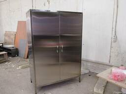 Шкафы для посуды из нержавеющей стали