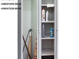 Шкафы хозяйственные для хранения инвентаря и одежды