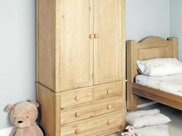 """Шкафы распашные из дерева """"Лорензо"""""""