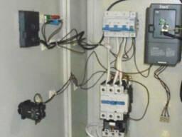 Шкафы управления грануляция