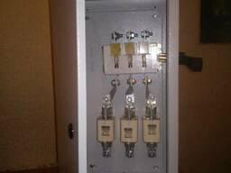 Шкафы вводно-выводные, АВР и Шкафы управления