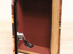 Шкатулка-сейф, книга сейф с ключом, мини-сейф в форме книги