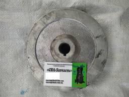 Шків компресора ПАЗ 3205-3509133-10 до компресора LK3877 Knorr-Bremse