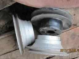 Шкив помпы (водяного насоса) газ уаз