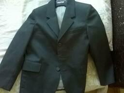 Пиджак школьный милана на мальчика