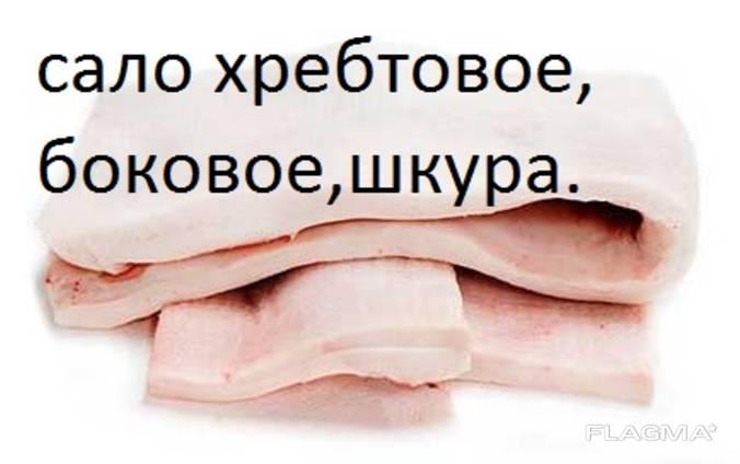 Шкура пареная свиная