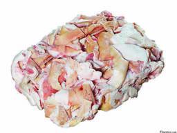 Шкура свиная (колбасная)