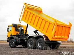 Шлак, чернозем, песок, щебень, вывоз мусора, услуги трактора - фото 5