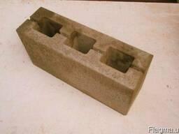 Шлакоблок 40*20*12 Одесса, камень из отсев щебня