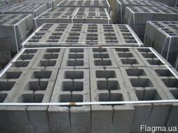 Шлакоблок, блок декоративный, блок заборный от производителя - фото 3