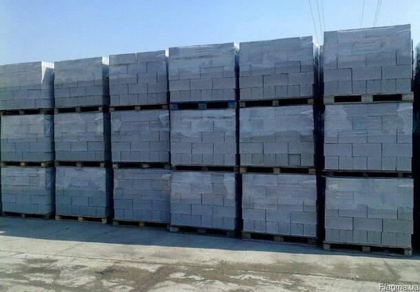 Шлакоблок от производителя в Луганске
