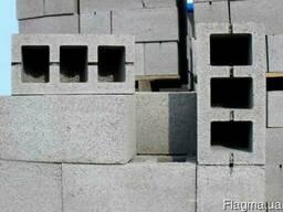 Шлакоблок стеновой
