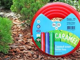 Шланг для полива Evci Plastik Софт Силикон (Caramel. . .
