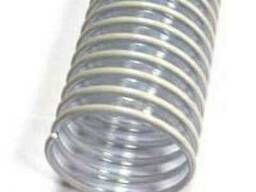 Шланг для вентиляции ПВХ армированный