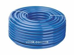 Шланг ПХВ до кисню синій з роб. тиск. 1 МПа, Ø=9 мм, t=2, 3 мм, l= 50 м