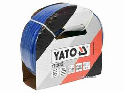 """Шланг пневматичний гібридний YATO 6. 5 мм x 30 м 1/4"""""""