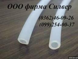Трубка силиконовая (пищевая) Ø 8мм, 10мм, 12мм