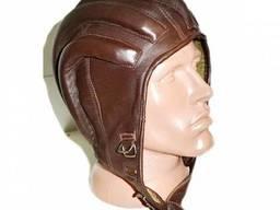 Шлем десантный кожаный 1941-1945 гг. СССР