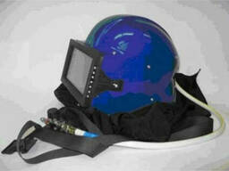 Шлем оператора (пескоструйная обработка)
