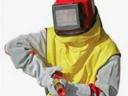 Шлем оператора пескоструйной очистки Comfort