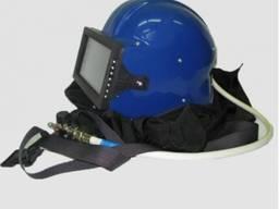 Шлем пескоструйщика
