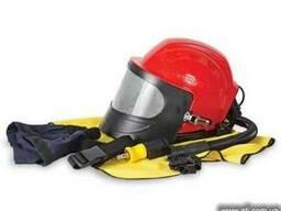 Шлем пескоструйщика, шлем пескоструйный Aspect. - фото 1