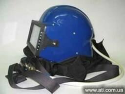 Шлем защитный для пескоструйщика «Кивер-1»