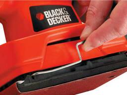 Шліфмашина вібраційна Black+Decker 135 Вт