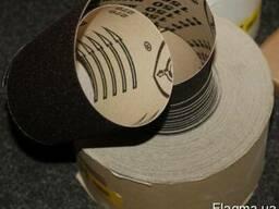 Шлифовальная шкурка на ткани в рулонах Klingspor KL381J