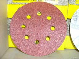Шлифовальные круги на липучке PS 18 EK Klingspor 125 мм и др