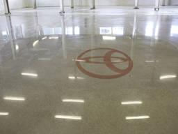 Полірування бетонної підлоги. Поліровка бетону з пропиткою. Полировка