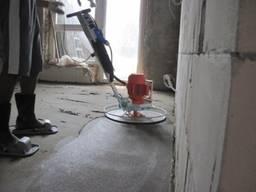 Шлифовка бетонных полов,
