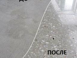 Шлифовка бетонных полов Одесса и область