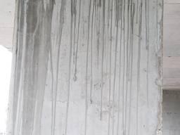 Шлифовка монолитных швов лофт